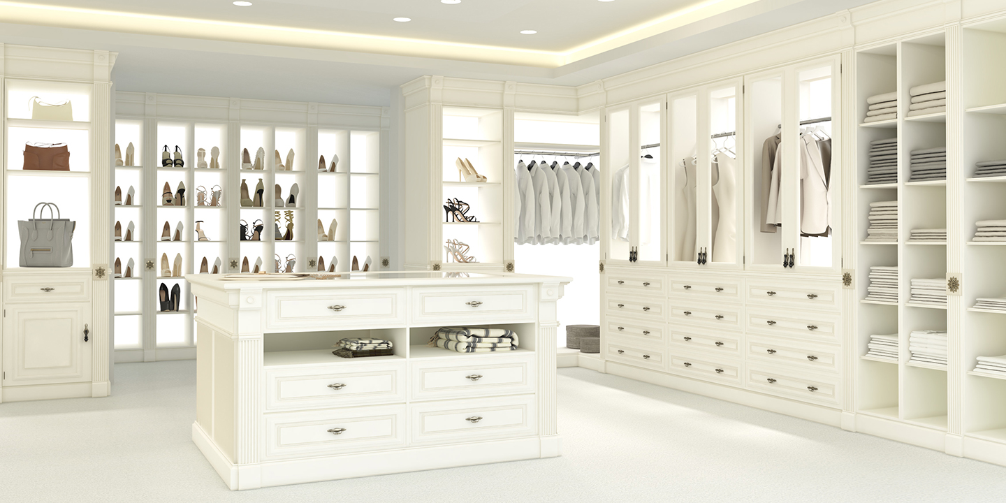 Closet Interior Design Miami